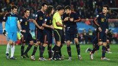 Испания от 2010 е различна от Испания от 2008, но стигна до полуфиналите на Мондиала