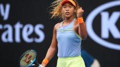 Наоми Осака има всичко необходимо да бъде следващата голяма звезда в женския тенис - както и да печели публиката на своя страна с непринудения си характер