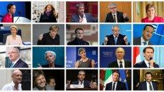 Кои са личностите, които ще влияят на Европа догодина: