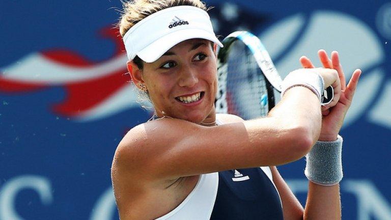 8. Гарбине Мугуруса – испанката сложи името си на тенис-картата с финала си на Уимбълдън, като стигна и до №3 в ранглистата.