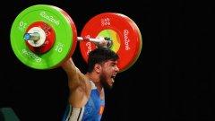 Медалът на Артиков в щангите ще бъде отнет
