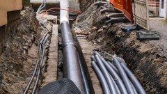 Водопроводът на Свищов е подменен през 2012 г., но оттогава насам е направил над 70 аварии