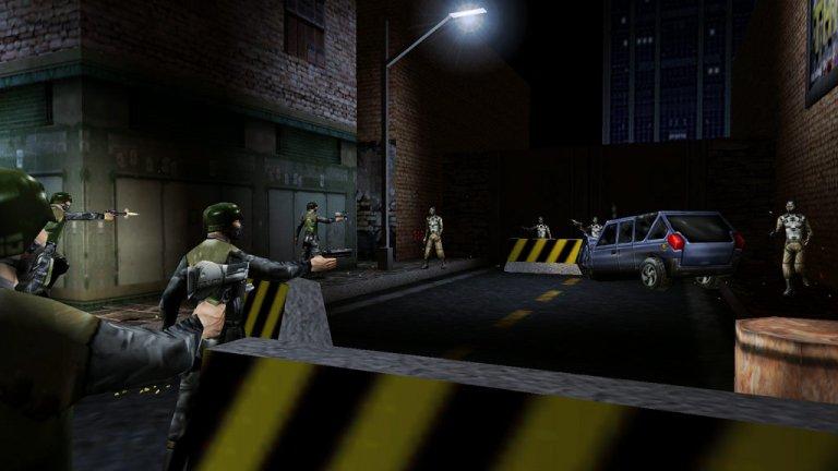 Deus Ex  Повечето днешни геймъри дори не са били родени, когато тази игра вече се беше превърнала в легенда. Двадесет години след премиерата си Deus Ex ще се запомни като един основоположниците на всички игри в стил cyberpunk. Тq ви хвърля в един жесток конспиративен свят от близкото бъдеще, който отваря безброй възможности за развитие на героя ви.