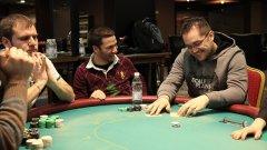 Първото издание на Българския покер фестивал бе открито с турнир за журналисти