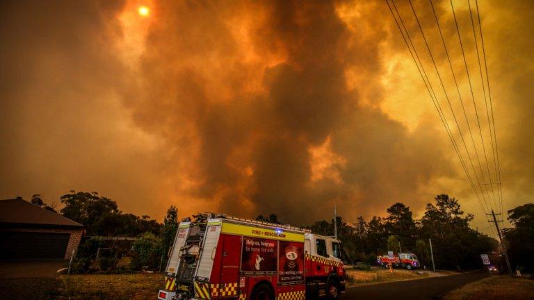 Ще се превърнат ли големите пожари в норма?