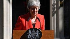 Следващата седмица започват процедурите по избор на нов лидер на консерваторите, който да състави и ново правителство