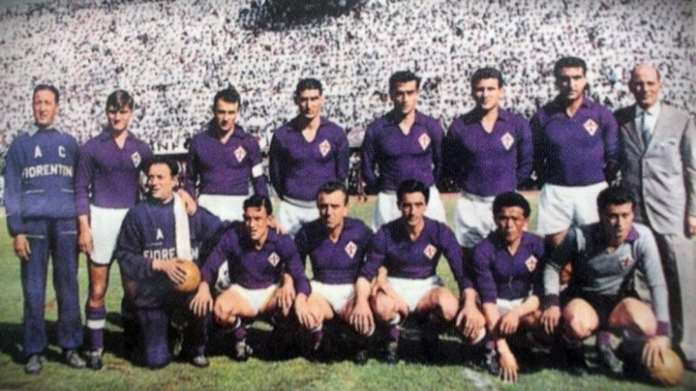 8. Фиорентина – 40 мача без загуба, 1955-56 г.