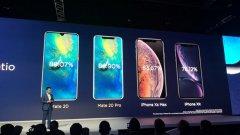 Премиерата на новите флагмани на Huawei