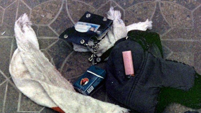 Един от новите кадри, пуснали от полицията в Сиатъл