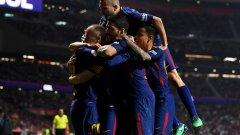 Наказателна акция за 30-а Купа на Испания за Барселона