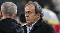 Мишел Платини бе президент на УЕФА между 2007 и 2015 година, когато бе наказан от Етическата комисия на ФИФА