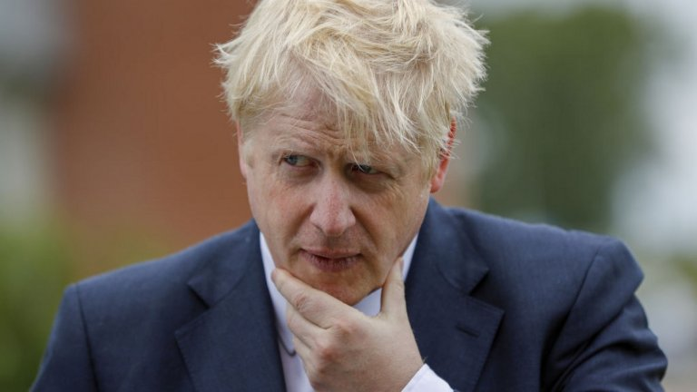 Джонсън иска да блокира работата на парламента до 14 октомври