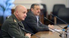 Генерал Мутафчийски коментира, че в неделя предстои експеримент с организация за посещението на парковете, от който зависи и дали те ще останат отворени за родители с деца