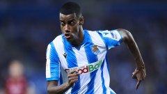 Исак има 14 гола в 31 мача за Сосиедад този сезон, а вече влезе в историята и на шведския национален отбор