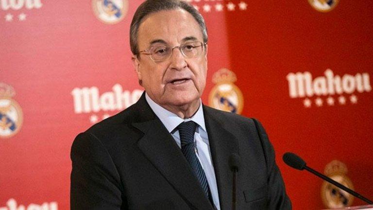 """5. Говорил е с Флорентино Перес преди да приеме предложението на Тотнъм  Моуриньо призна, че е провел разговор с президента на Реал Мадрид, но твърди, че е било просто диалог между двама приятели и нищо повече. """"Говоря с приятелите си от Реал Мадрид често, имам много приятели там. Първият сред тях е президентът, обичам го, той мен също, говорим, разменяме си съобщения"""". Специалния изтъкна, че е във връзка и с хора от Манчестър Юнайтед, които са се свързали с него, за да му пожелаят успех в Северен Лондон."""