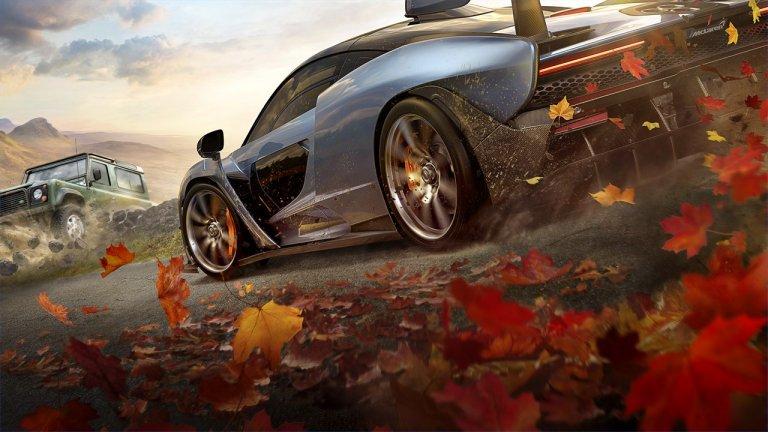 Forza Horizon 4  Тук играчът във ваше лице не е просто бездушен шофьор на свръхбърза машина, а истински участник и дори творец, защото можете да създавате собствени коли, собствени писти и да избирате внимателно състезанията, с които да се захванете. Богатият избор от автомобили се подразбира – във Forza Horizon 4 те са над 660 на брой от McLaren Senna до някой тунингован до неузнаваемост Ford Fiesta. В играта обаче времето не е просто фон, а почти пълнокръвен герой в сюжета.   Ако е есен, пейзажът около вас е огненочервен, кафяв и жълт, но за сметка на това карате в лек дъждец, който може да ви подведе. Летните дни предоставят кристално ясна картина, само че в тях и предизвикателствата на пътя са по-малко. Зимата обаче е истинско изпитание за уменията ви със замръзналите си пътища и шофирането из снега, но пък имате шанса да карате по повърхността на ледено езеро. Във Forza Horizon 4 има и опция за мултиплейър, което винаги е допълнителен плюс.