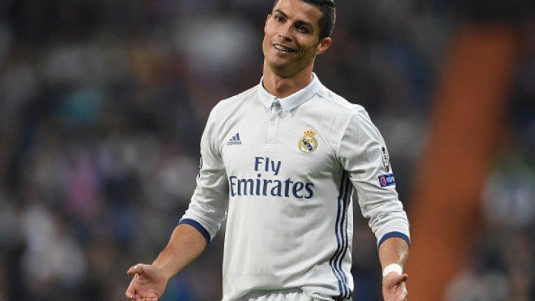 """Португалският вестник """"А Бола"""" подхвана слуховете, че Роналдо е решен да напусне Испания"""