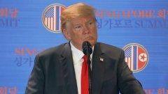 Тръмп ще премахне и посолството на Организацията за освобождение на Палестина във Вашингтон