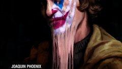 Хоакин Финикс си излезе по време на интервю, след като му зададоха въпрос дали филмът може да вдъхнови реално насилие. По-късно обясни, че не е работа на артистите да мислят как едно художествено произведение ще се отрази на по-нестабилни умове.
