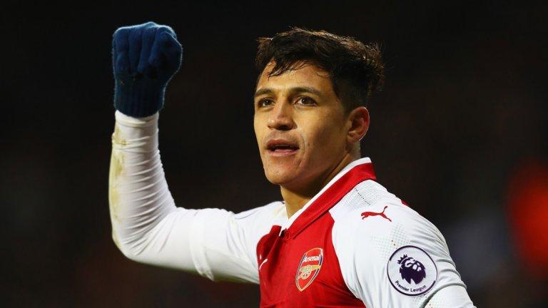 Чилиецът беше най-добрият играч на Арсенал, сензационно талантлив, но и впечатляващо работлив и готов на всичко в името на отбора