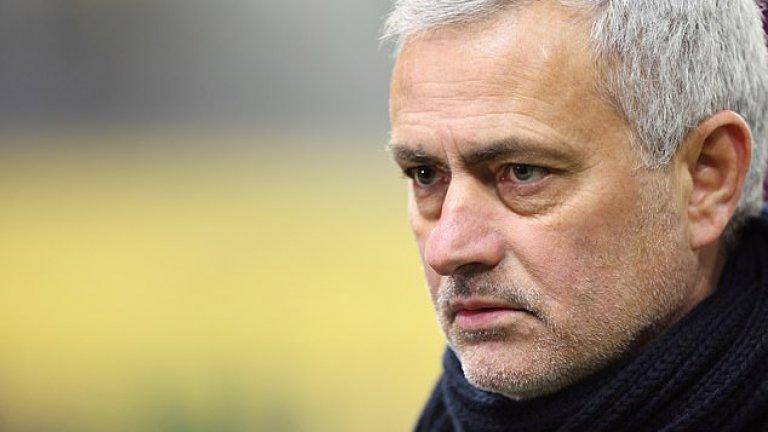 Уволнението на Моуриньо ще струва 30 млн. паунда на Тотнъм