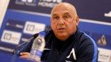 Треньорът на Левски: Не виждам живец, зле сме физически