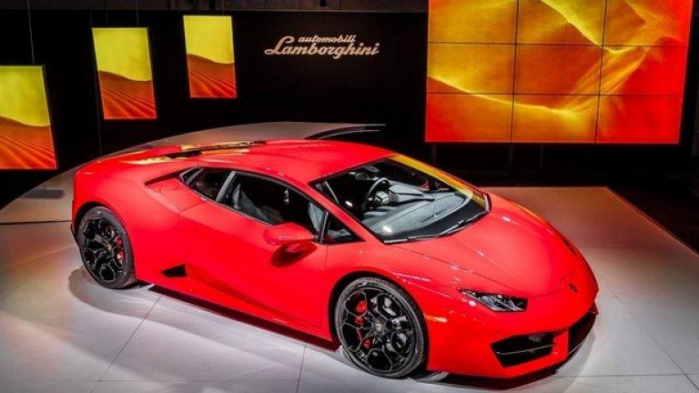 Версията дебютира на автомобилния салон в Лос Анжелис
