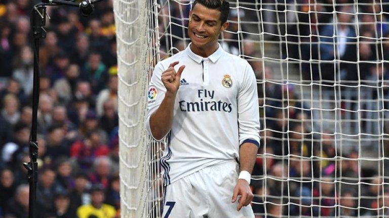 През следващия сезон Роналдо отново имаше забележителна поредица от 17 попадения в 11 двубоя. Общо за сезона отбеляза 55 гола в 55 мача.