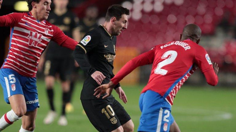 4 гола в два мача, нови рекорди и постижения: Познатият Меси се завърна