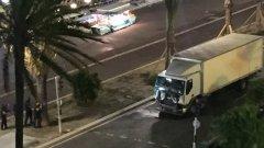 """Спират тиража на """"Пари мач"""" заради снимки от атентата в Ница"""