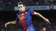 Жорди Алба 94 600 евро на седмица Навремето Барселона изпусна твърде лесно Алба, но през 2012 успя да си го върне срещу 14 милиона евро. Сега в клуба полагат сериозни усилия грешката от 2005 да не се повтори.