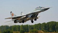 Нови машини ще заменят МиГ-овете, с които разполага в момента българската армия
