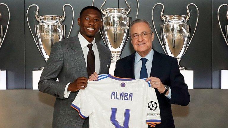Новият в Реал взе номера на Рамос
