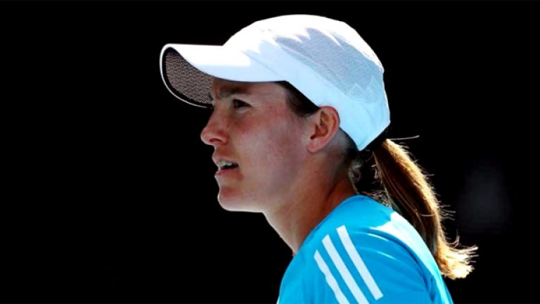 Серина Уилямс срещу Жюстин Енен във финала на Australian Open
