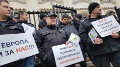 Синдикатите решават дали да спрат с протестите