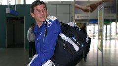 Седрик Бардон няма проблемите на българските играчи в Левски, които бяха отписани за националния отбор