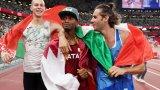 Да поделиш титлата: Скокът на височина излъчи двама шампиони (видео)