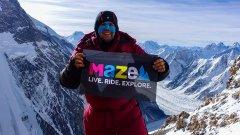 Атанас Скатов е починал в подножието на K2
