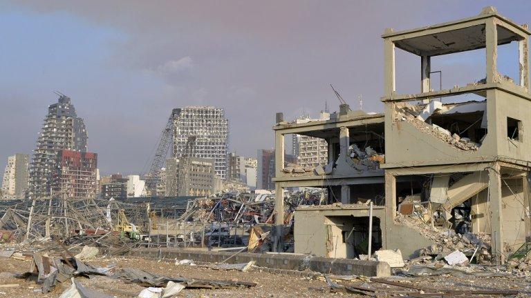 Версията за нанесени удари от Израел беше отхвърлена.