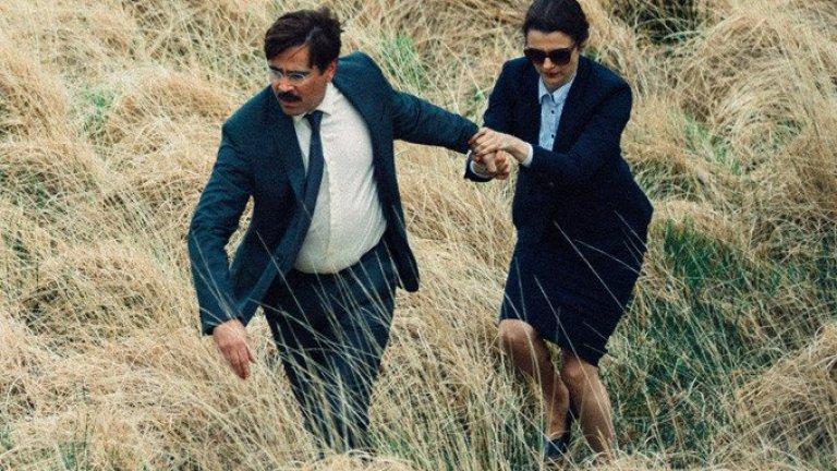 """""""Омарът"""" (The Lobster) Колин Фарел играе ролята на мъж, който е изоставен от жена си, но тази раздяла не е обикновена. Героят на актьора - Дейвид, живее в общество, в което хората имат 45 дни след раздялата да намерят нова любов. В противен случай ще бъдат превърнати в животно по техен избор. Въпреки странния си сюжет, в емоционален план филмът е достатъчно близо до реалността, особено когато показва естествения страх от самотата и системата, която не гледа с добро око на необвързаните и се стреми на всяка цена да ги сватоса."""