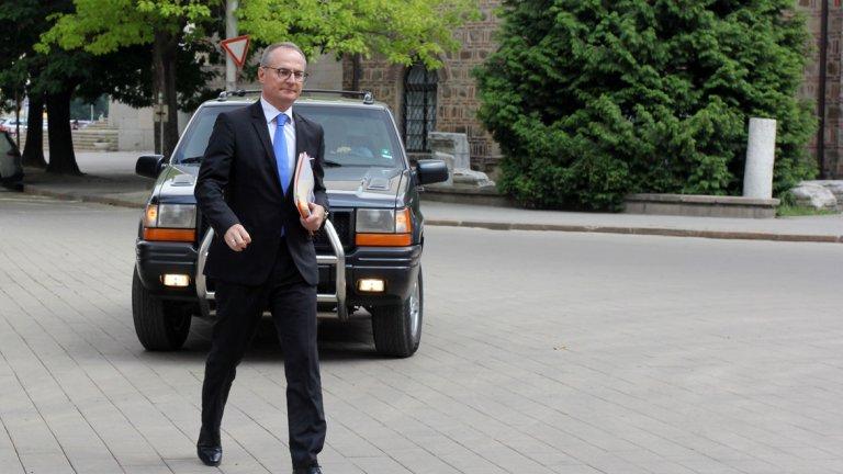 Инспекторатът на ВСС прекрати проверката срещу Лозан Панов