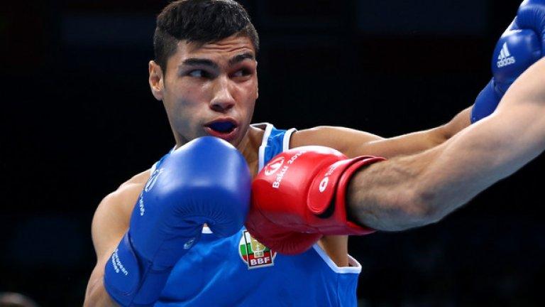 Асенов отново е европейски шампион