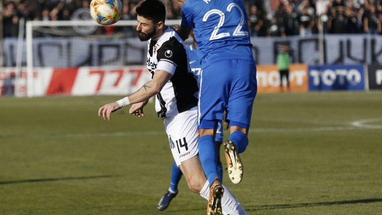 Левски ще зимува на второто място, след като измъкна 0:0 в Пловдив