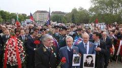 Ветерани взеха участие в честванията