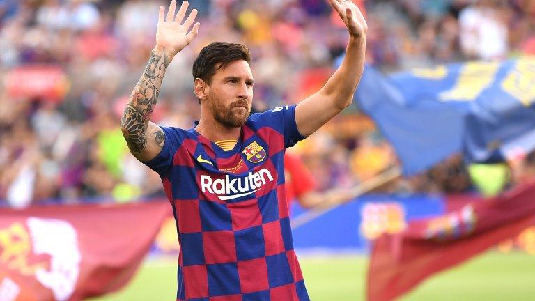 """""""Тъжно е да гледаш как Меси напуска Барселона, но той е готов да превземе Висшата лига"""""""