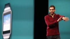 Днес Сундар Пинчай ще открие тазгодишното Google I/O. Сред най-очакваните анонси е този на операционната система Brillo, която ще свързва смарт устройствата в дома ви
