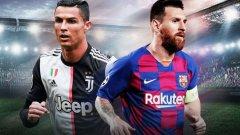 Меси и Роналдо окупираха футболните върхове през изминалите 10 години. Но кой постигна повече? Търсим отговорите в числата