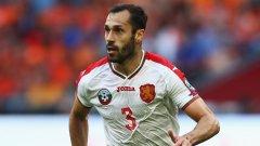 Футболист на ЦСКА е новият капитан на България