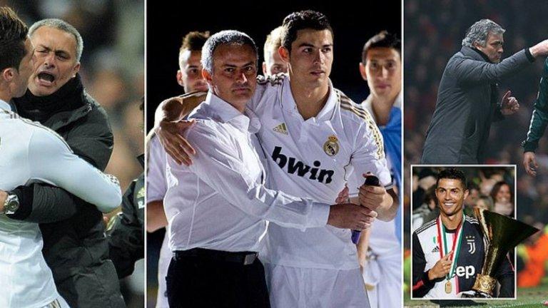 В Реал Мадрид Роналдо и Моуриньо имаха голямо уважение един към друг, макар взаимоотношенията им да не бяха винаги гладки. Сега футболната им съдба може да ги събере отново - Моуриньо е без отбор, а Ювентус се нуждае от топ треньор след раздялата с Макс Алегри