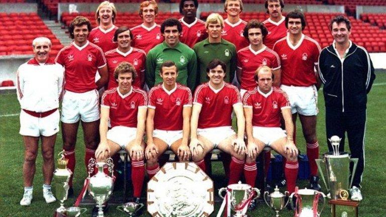 6. Нотингам Форест – 42 мача без загуба, 1977-78 г.